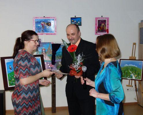 Udelenie ocenenia Priateľ knižnice