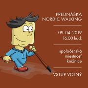 Prednáška Nordic Walking