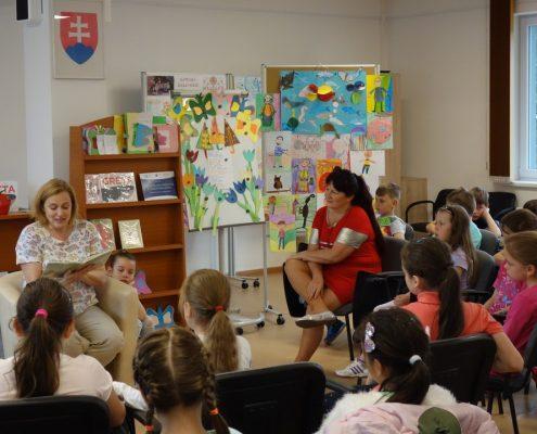Stretnutie s Andreou Gregušovou