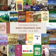Výstava Knihy regiónov 2018