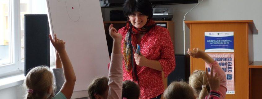 Stretnutie s Martinou Matlovičovou