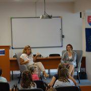 Stretnutie s Janou Necpalovou