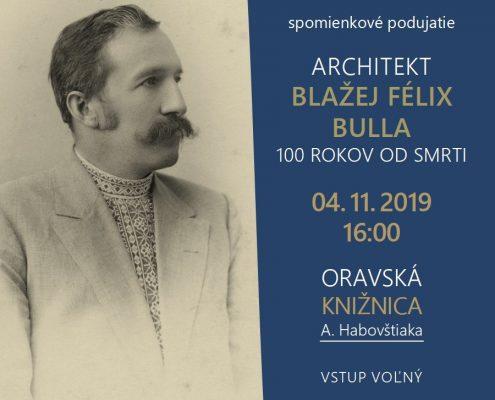 Architekt Blažej Félix Bulla