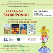 Stretnutie s Katarínou Škorupovou