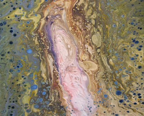 Výstava Z tvorby Evy Soukupovej