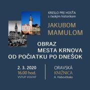Obraz mesta Krnova od počiatku po dnešok