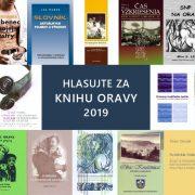 Kniha Oravy 2019