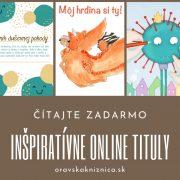 Inšpiratívne online tituly