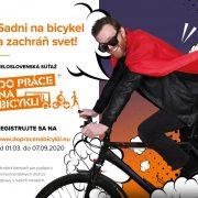Súťaž: Do práce na bicykli 2020