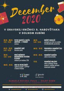 Program na december 2020