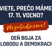 Deň boja za slobodu a demokraciu