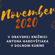 Program na november 2020