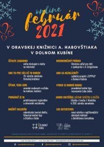 Program na február 2021