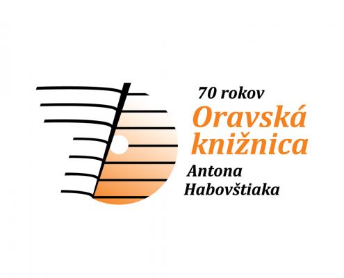 Oravská knižnica má nové logo k 70. výročiu