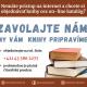 Objednávky kníh telefonicky