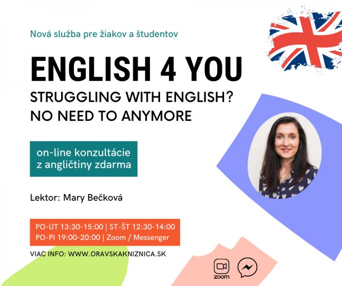 English 4 You
