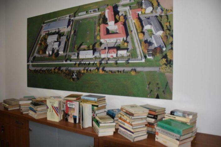 Darované knihy
