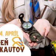 24. apríl – Deň skautov