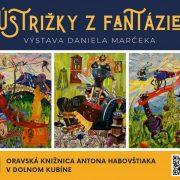 Online výstava: Ústrižky z fantázie