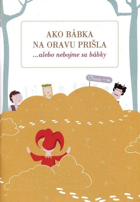 Kniha Oravy 2020
