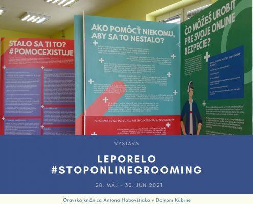 LEPORELO #STOPONLINEGROOMING