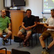 Diskusia: Lesy a klíma