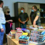 Knihy našli nový domov aj v žilinskom ústave