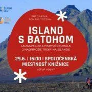 Island s batohom