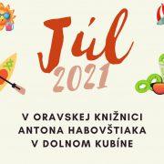 Program na júl 2021