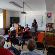 Stretnutie s Medardom Slovíkom a Miroslavom Knapom