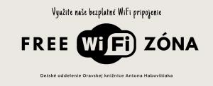 Bezplatné FiFi pripojenie
