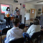 Prednáška o Gruzínsku a dobrovoľníctve
