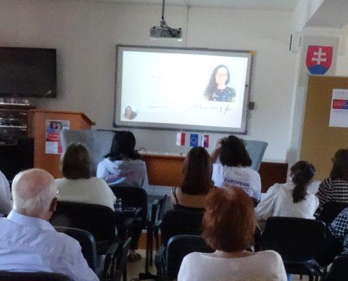 Prednáška Alexandry Pyka: Na druhej strane hranice