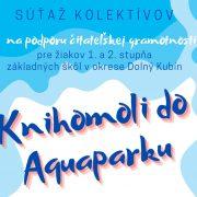 Knihomoli do Aquaparku