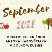Program na september 2021
