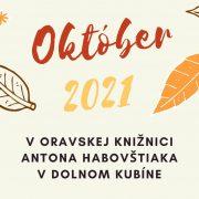 Program na október 2021
