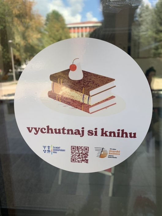 S knižnicou na každom kroku
